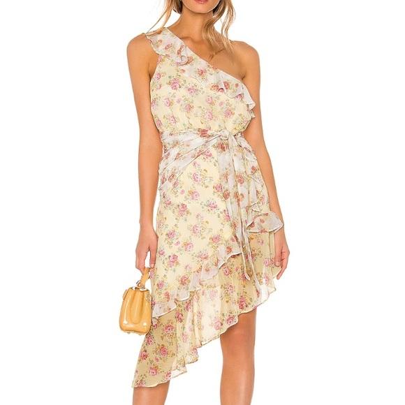 MAJORELLE Dresses & Skirts - Majorelle midi dress